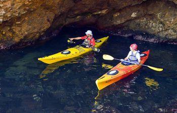 Journée Kayak de Mer Parc National des Calanques La Ciotat