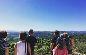 Escapade autour du Côtes du Rhône