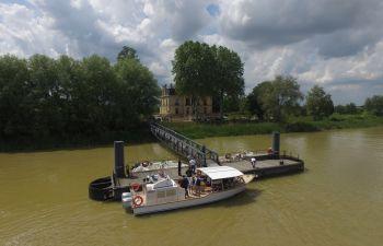 Apéro sur l'eau à Bordeaux