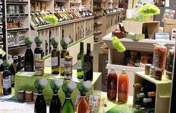Dégustation de produits du terroir dans le Languedoc