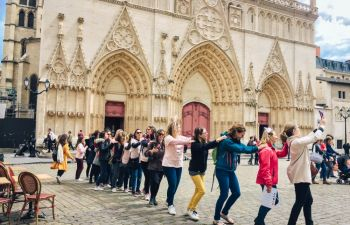 Team building à la découverte de la culture Lyonnaise