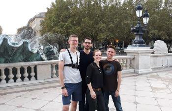 Escape Game en Extérieur à Bordeaux