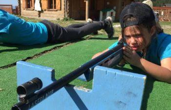 Une semaine d'activités outdoor pour enfants
