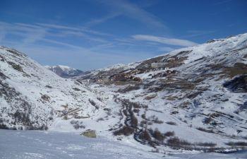 Jeu interactif sur l'histoire de la Savoie aux Ménuires