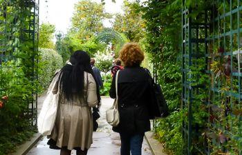 Reuilly-Diderot, Coulée Verte : balade curieuse dans le 12ème !