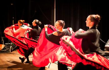 Danse : Initiation au French Cancan