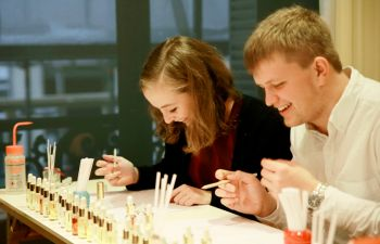 Atelier découverte : créez votre parfum sur-mesure, Paris 16 ème