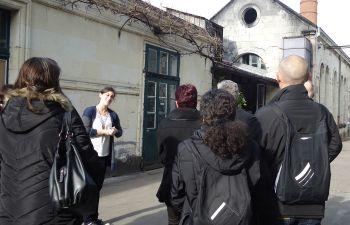 Visite d'une distillerie artisanale à Saumur