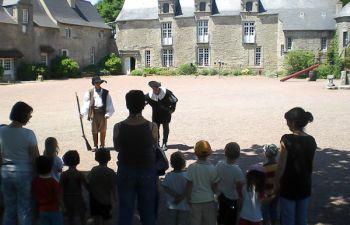 Jeux à la découverte d'un château à Guérande