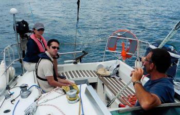 Une journée en voilier pour découvrir l'archipel des Glénan