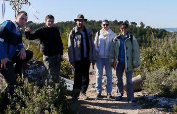 Journée d'initiation aux techniques de survie dans la campagne aixoise