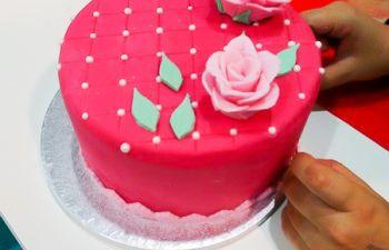 Cake designer d'un jour : atelier créatif à Lyon