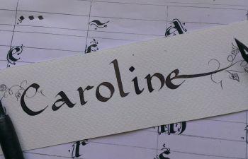 Découverte de la Calligraphie, au cœur de la cité de l'écriture