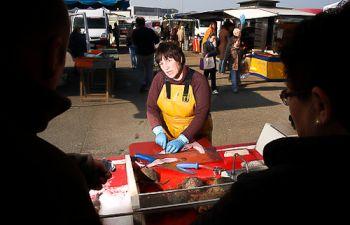 Cours de cuisine bretonne à base de poissons pêchés le matin