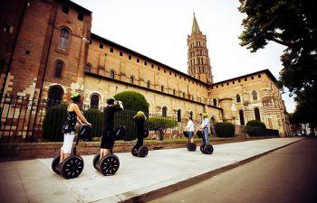 Découverte ludique de Toulouse en gyropode